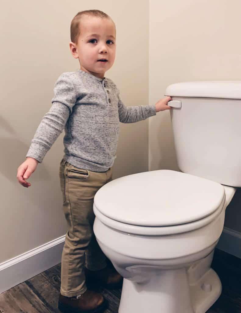 potty training techniques