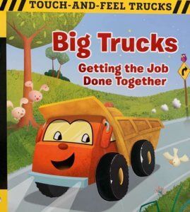 Children's books big trucks