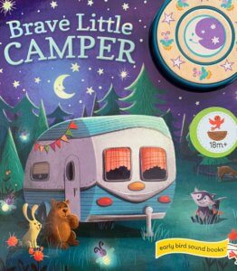 Children's books camper