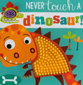Children's book dinosaur