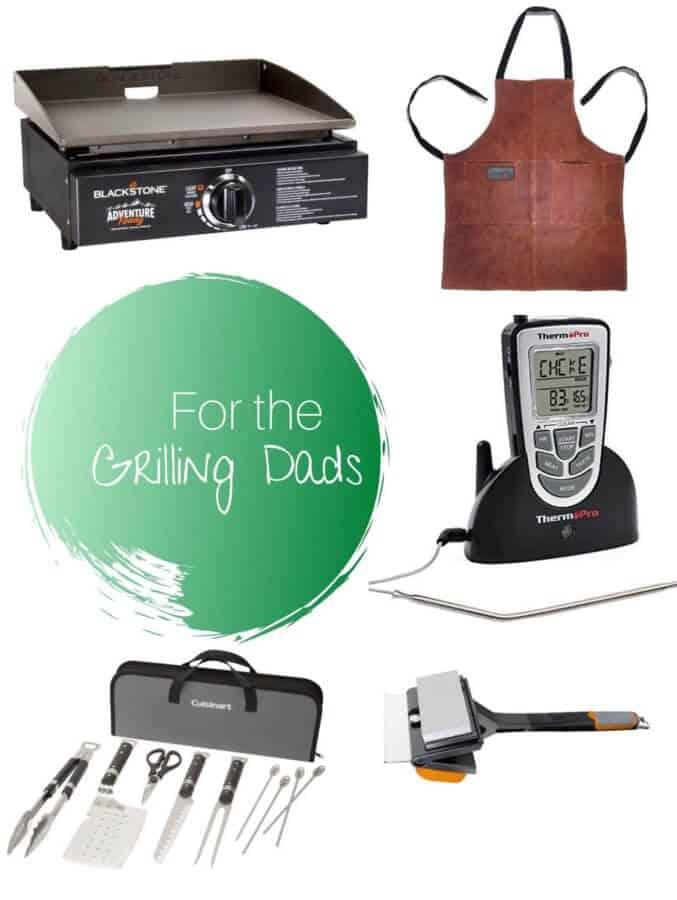 Grilling dad ideas