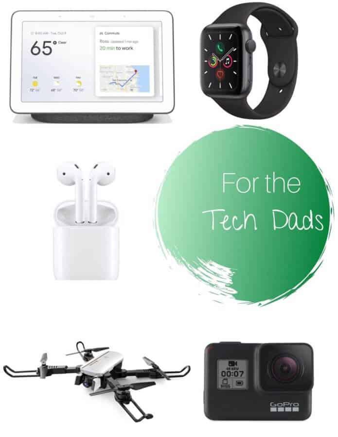 Tech Dad ideas