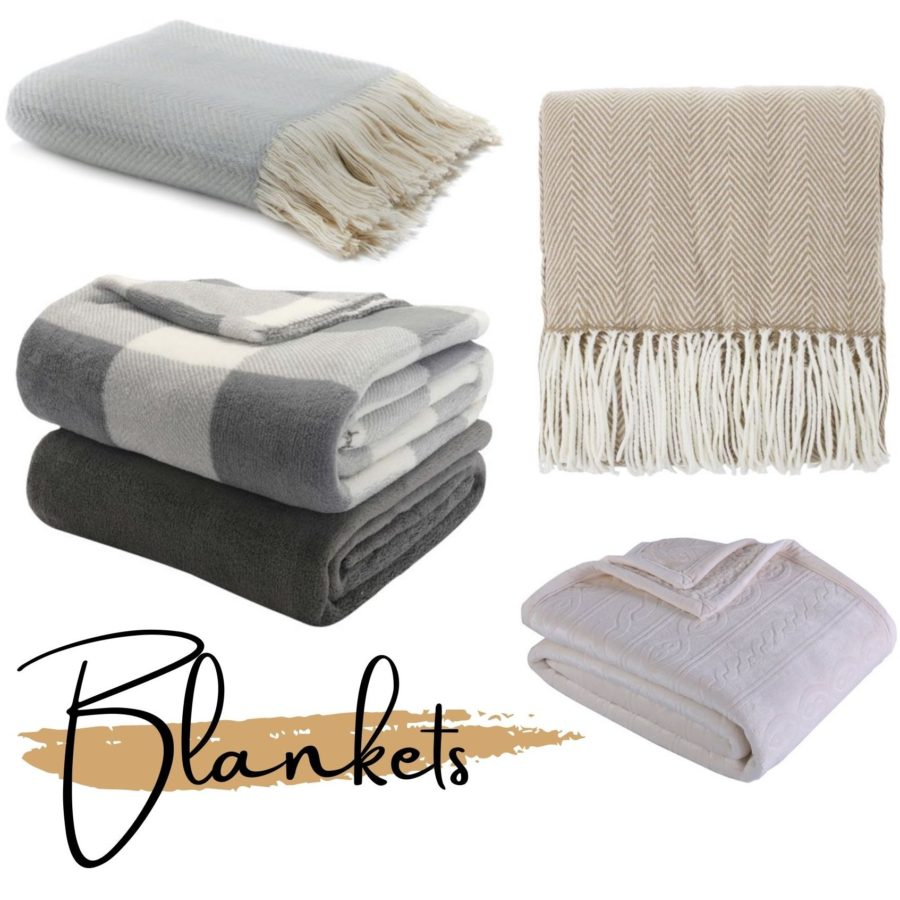 Fall Blankets
