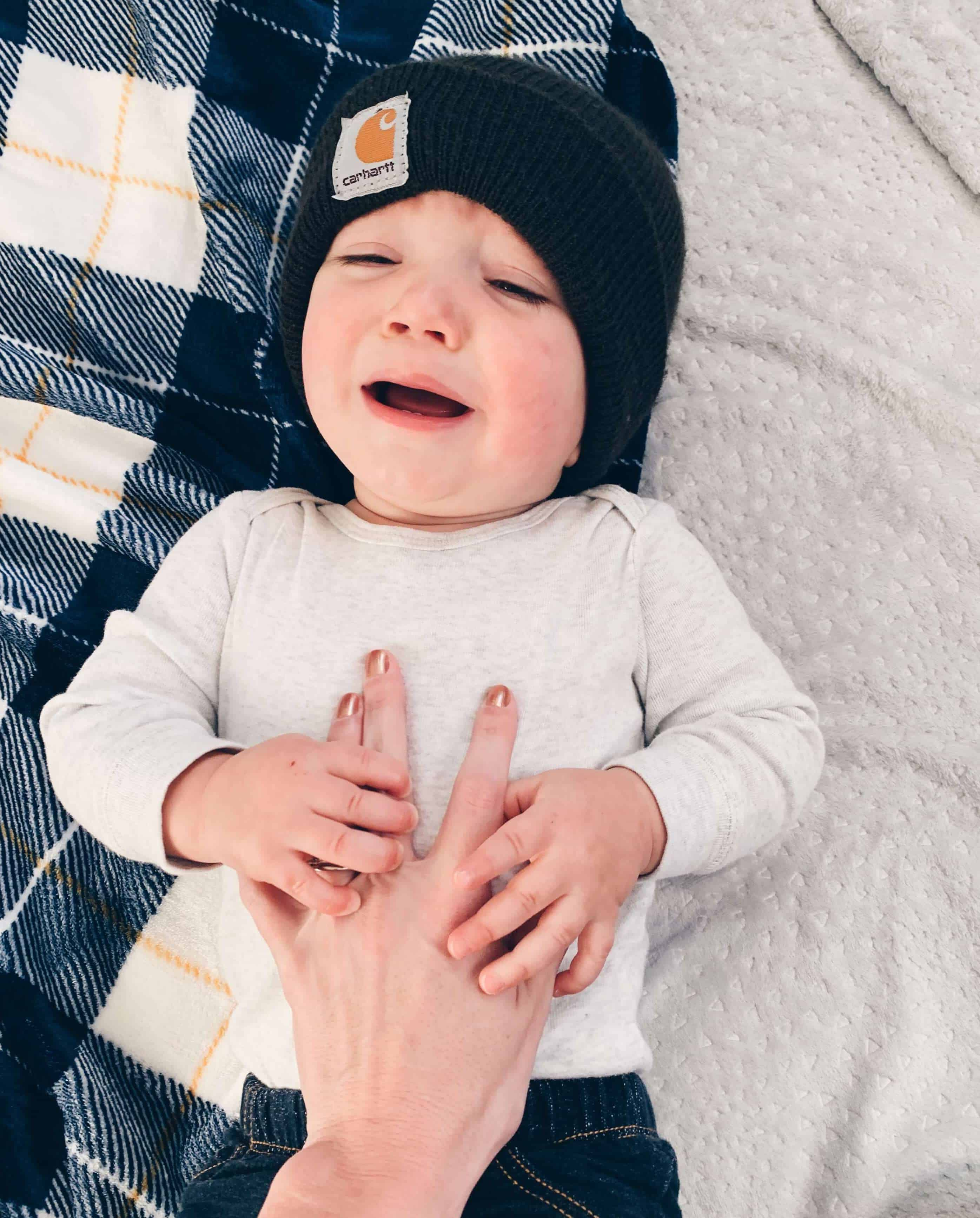 letter to my toddler son