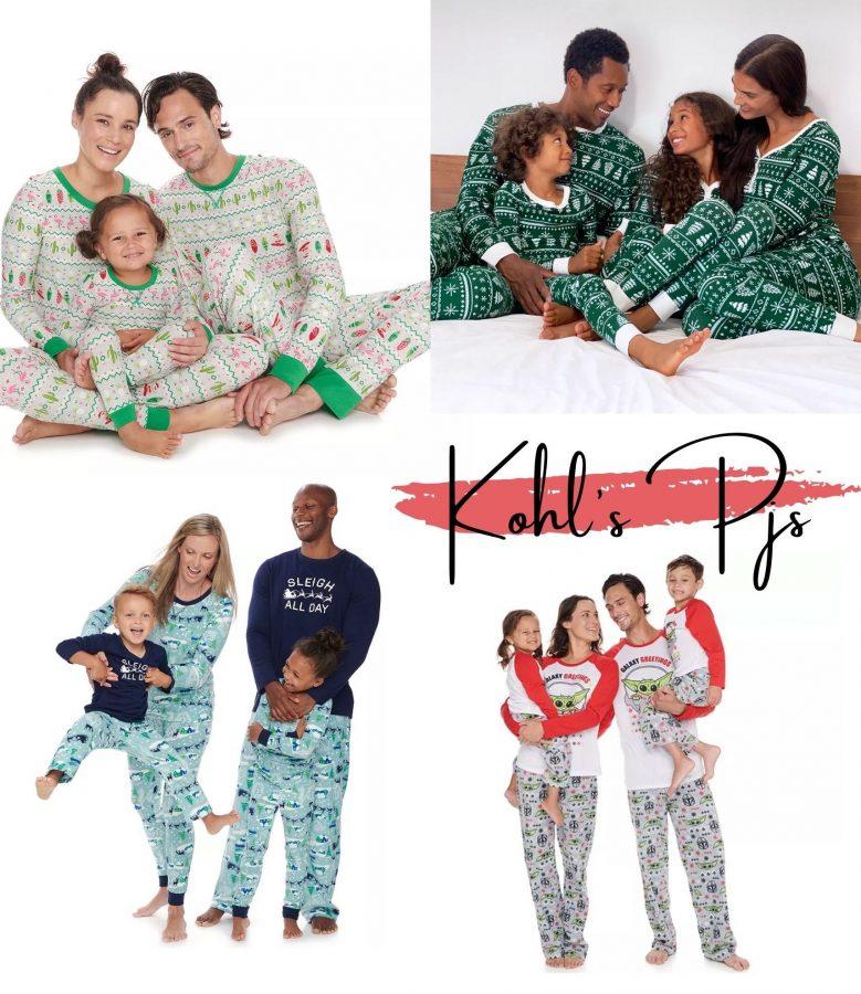 Kohl's Pajamas