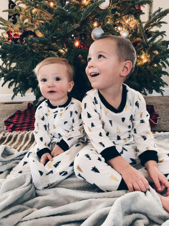 Matching Family Christmas Pajamas