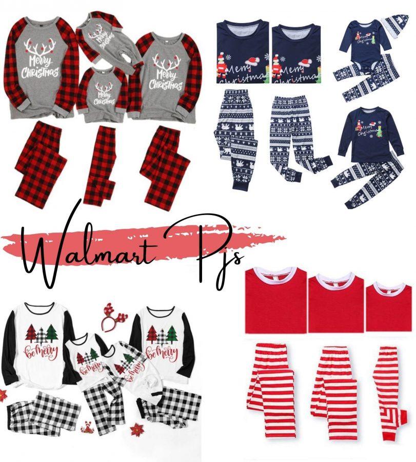 Walmart Pajamas