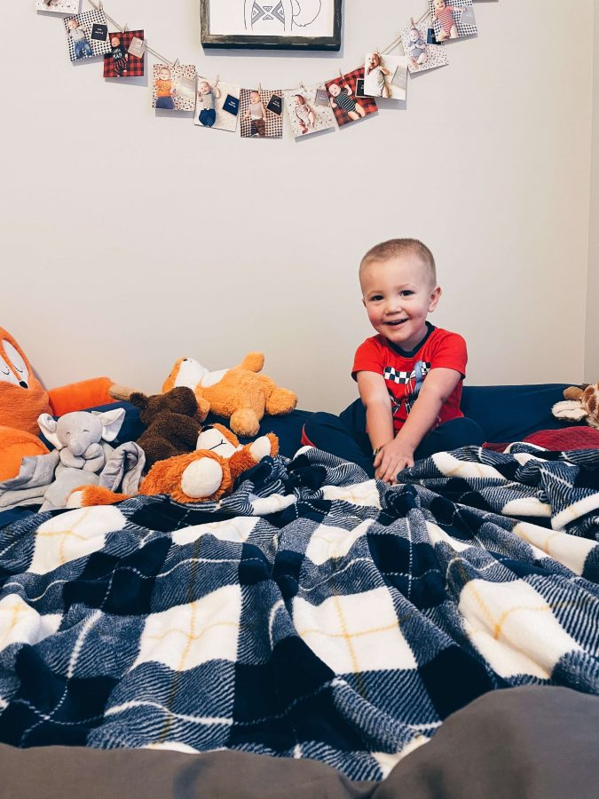 Transition to a big kid bed