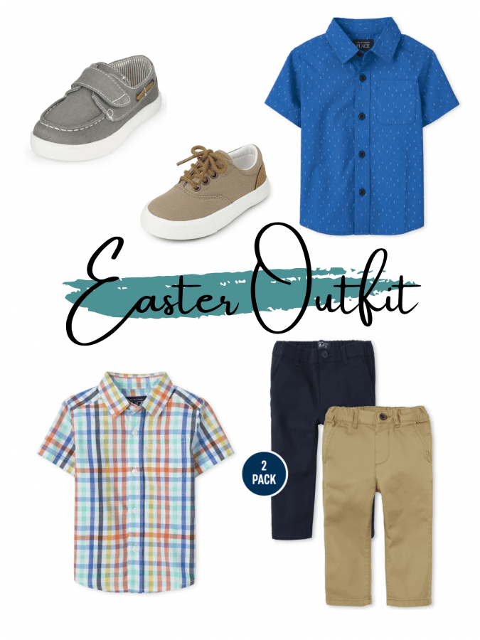 Easter Pastel Outfits for toddlers