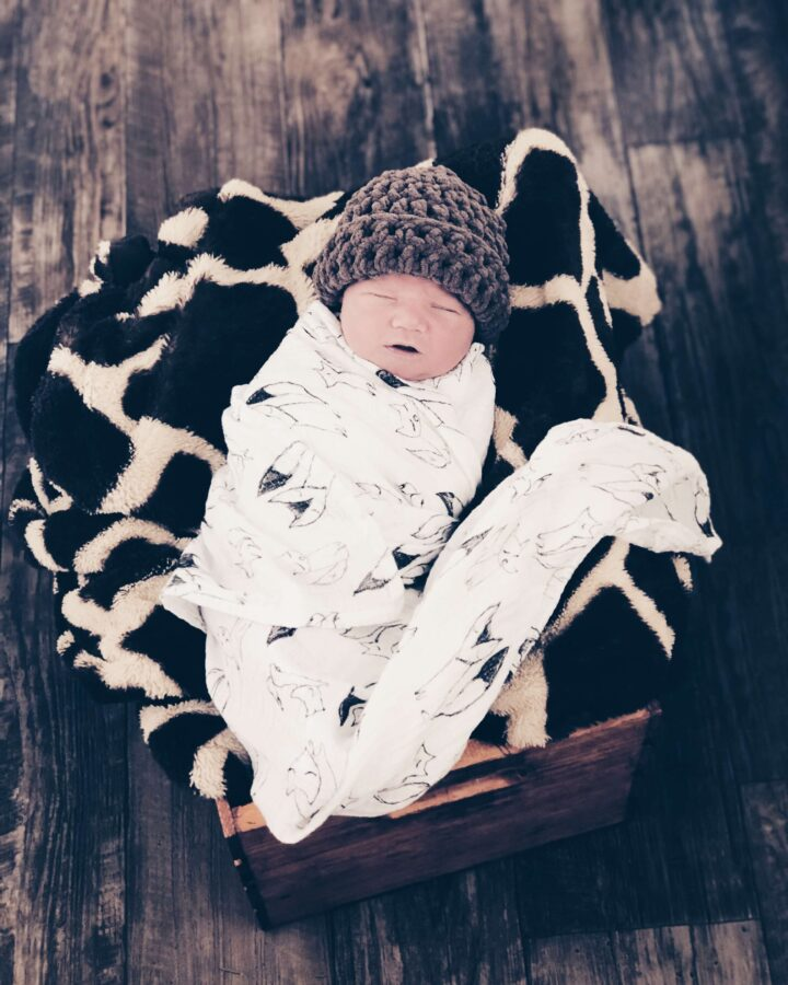 What they don't tell you about newborns